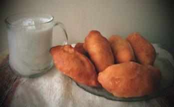 Пирожки ленивые рецепт