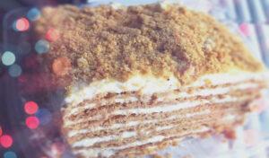 Очень вкусный и простой торт, непременно понравится и вам и вашим детям.